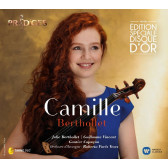 Camille Berthollet Prodiges [Edition Speciale Disque d'Or]