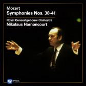 Symphonies No.38-41