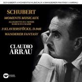 Moments Musicaux, Klavierstucke, Fantasy 'Wanderer'