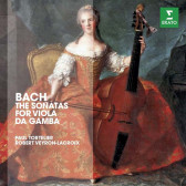 Sonatas For Cello & Harpsichord
