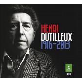 Henri Dutilleux Retrospective 1916-2013