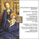 Coronation Mass, Vesperae Solennes