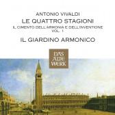 Le Quattro Stagioni, Oboe Concerto Rv454 & Violin Concerto Rv332