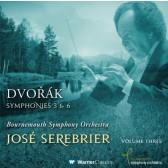 Dvorak - Symphonies No.3 & 6