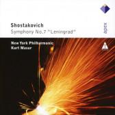 Symphony No.7 'Leningrad' (New York Philharmonic, Kurt Masur)