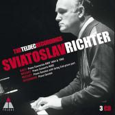 Richter plays Schubert , Schumann, Bach, Mozart, Grieg