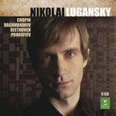 Lugansky Plays Chopin, Rachmaninov, Beethoven & Prokofiev