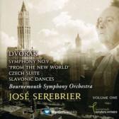 Dvorak - Symphony No.9 'From the New World', Czech Suite & 2 Slavonic Dances