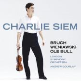 Bruch, Wieniawsky & Ole Bull Violin Works