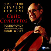 Baroque Cello Concertos
