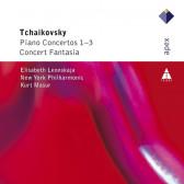 Piano Concertos No.1-3 & Concert Fantasia