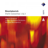 Violin Concertos No.1 & 2