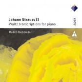 Waltz Transcriptions For Piano