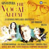 Ginastera - The Vocal Album