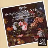Symphonies No.31, 59 & 73