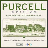 Purcell Edition Vol.3 - Odes, Anthems & Ceremonial Music