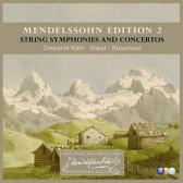 Mendelssohn Edition Vol.2: String Symphonies & Concertos