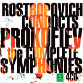 Complete Symphonies - Rostropovich Conducts Prokofiev