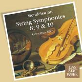 String Symphonies No.8, 9 & 10