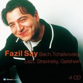 Fazil Say Plays Bach, Tchaikovsky, Liszt, Stravinsky & Gershwin