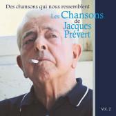 Des Chansons qui nous Ressemblent - Les Chansons de Jacques Prevert