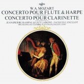 Concerto For Flute & Harp, Concerto For Clarinet