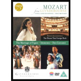 Mozart From Glindebourne (Three Full Length Operas - The Marriage of Figaro, Don Giovanni, Idomeneo)