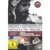 Placido Domingo: My Greatest Roles Vol.1, Puccini Opera