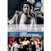 Placido Domingo: My Greatest Roles Vol.3, French Opera