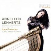 Harp Concertos Gliere, Jorgen, Rorigo