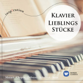 Favorite Piano Pieces - Mozart, Chopin, Debussy, Schubert, Satie