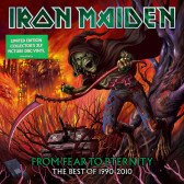 From Fear To Eternity The Best Of 1990-2010 (Limited Picture Disc)