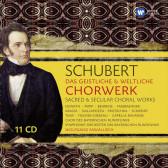 Sacred & Secular Choral Works