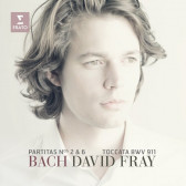 Partitas No.2 & 6, Toccata BWV 911