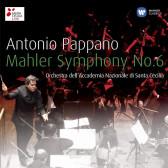 Symphony No.6 'Tragic' (Orchestra dell' Accademia Nazionale di Santa Cecilia, Antonio Pappano)