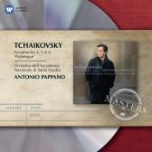 Symphonies 4, 5 & 6 'Pathetique'