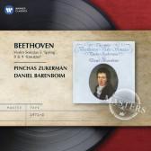 Violin Sonatas No.5 'Springs', No.8 & No.9 'Kreutzer'