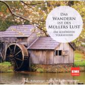 Das Wandern Ist Des Mullers Lust - Die Schunsten Volkslieder