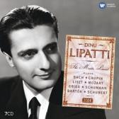Dinu Lipatti Icon: The Master Pianist