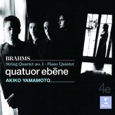 String Quartet No.1 & Piano Quintet