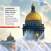 Piano Concertos No.1, Violin Concerto