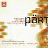 Stabat Mater, I Sumfoonia, Missa Syllabica, 7 Magnificat Antiphons, Nekrolog