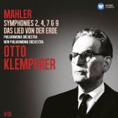 Mahler Symphonies 2,4,7 & 9, Das Lied Von Der Erde
