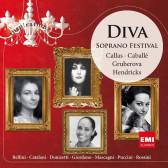 Diva: Soprano Festival - Callas, Caballe, Hendricks..