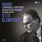 Symphonies No.1-4 & Overtures, Ein Deutsches Requiem