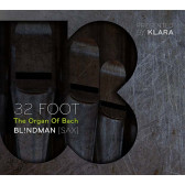 32 Foot - The Organ Of Bach (Limited)