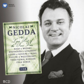 Icon Nicolai Gedda: Lyric Poet Of The Tenor Voice
