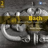 Orchestral Suites No.1-4, Violin Concerto..