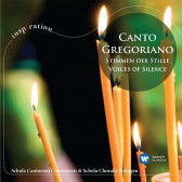 Canto Gregoriano - Voices Of Silence