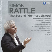 Rattle Edition - The Second Viennese School